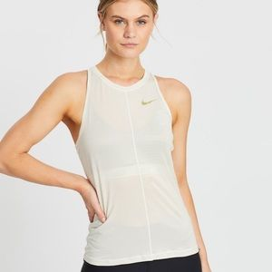 Nike Women's Miler Shine Tank